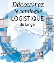 catalogue logistique linge