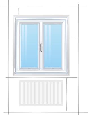 Mesure de fenêtres, prise de cotes