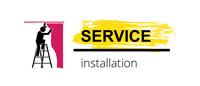 ACM dispose d'un service de pose et d'installation pour ses équipements en collectivité