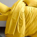 Housse de couette polyester coton collectivités