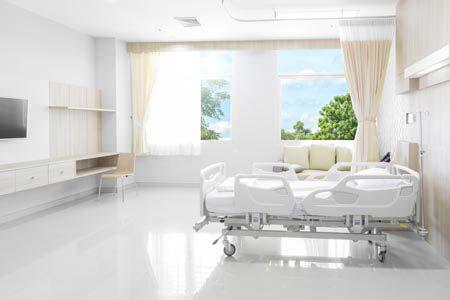Équipement pour établissements collectifs médical santé