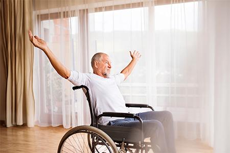 ACM - Equipement des établissements pour personnes handicapées