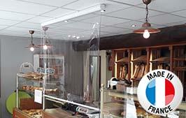 Store translucide