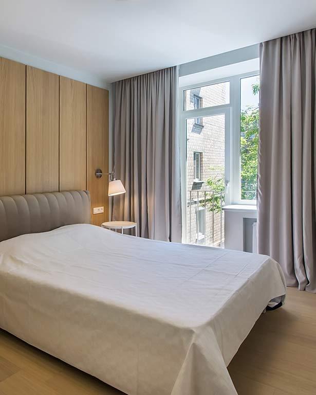 Tringle a rideaux technique sur mesure pour collectivite hotel